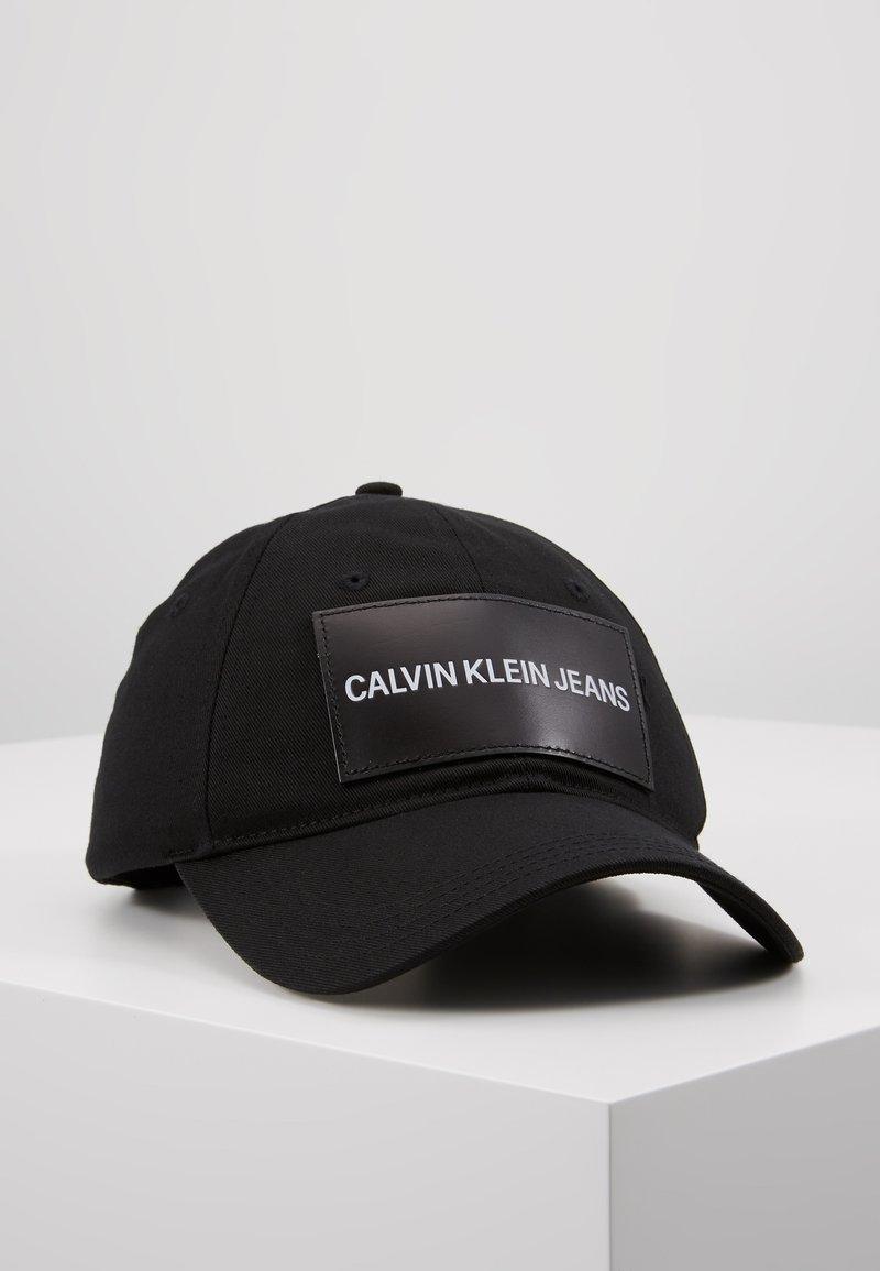 Calvin Klein Jeans - INSTITUTIONAL  - Casquette - black