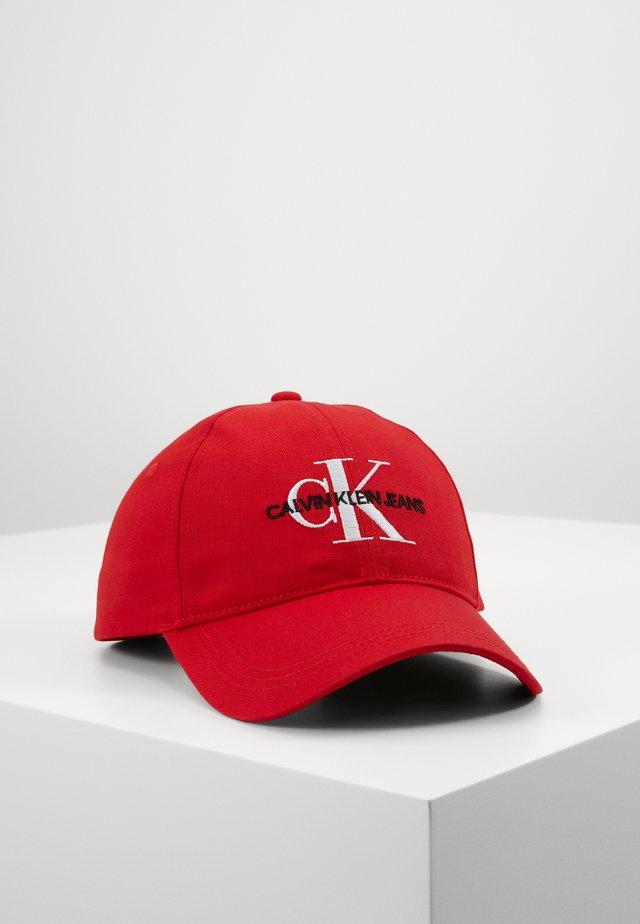 MONOGRAM - Cap - red