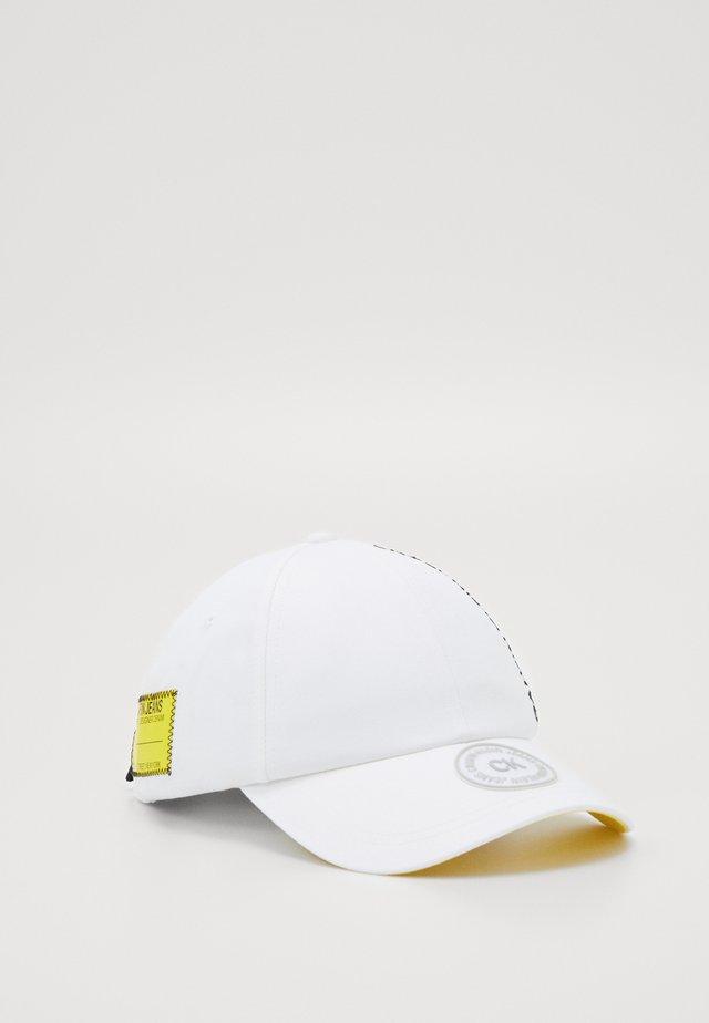 STREET SAFETY - Casquette - white