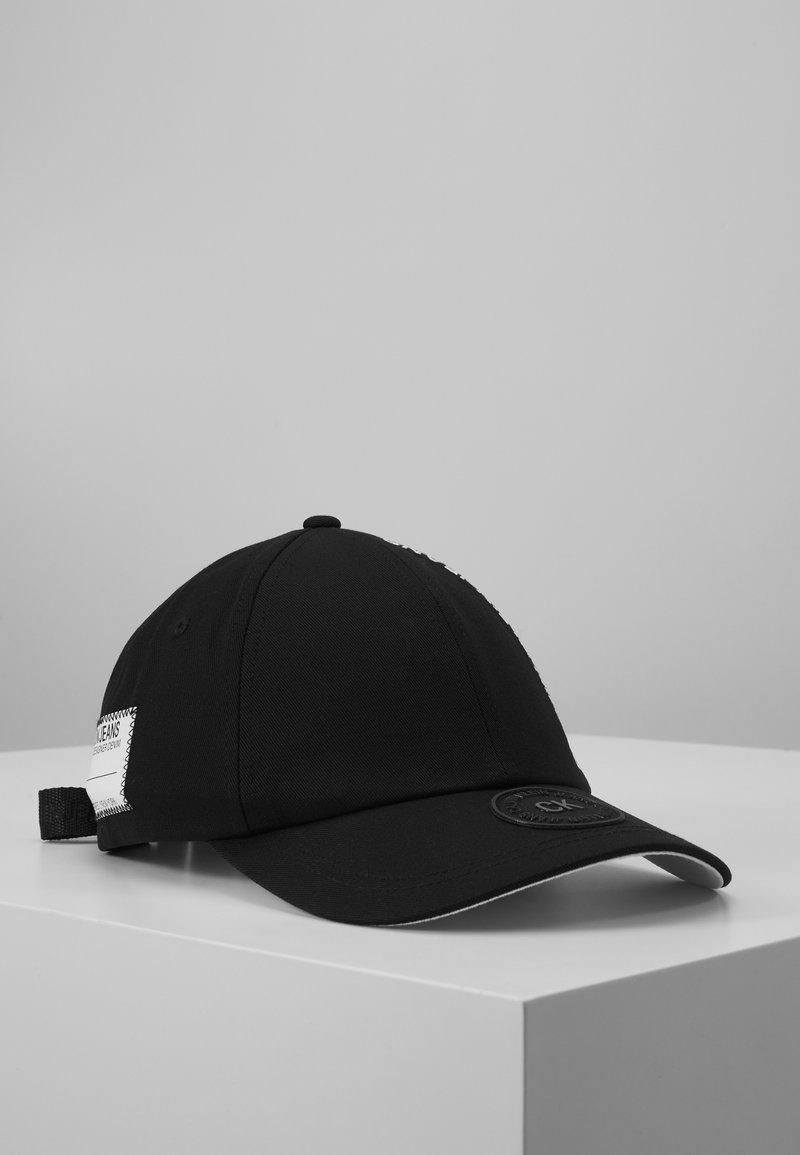 Calvin Klein Jeans - STREET SAFETY - Cap - black