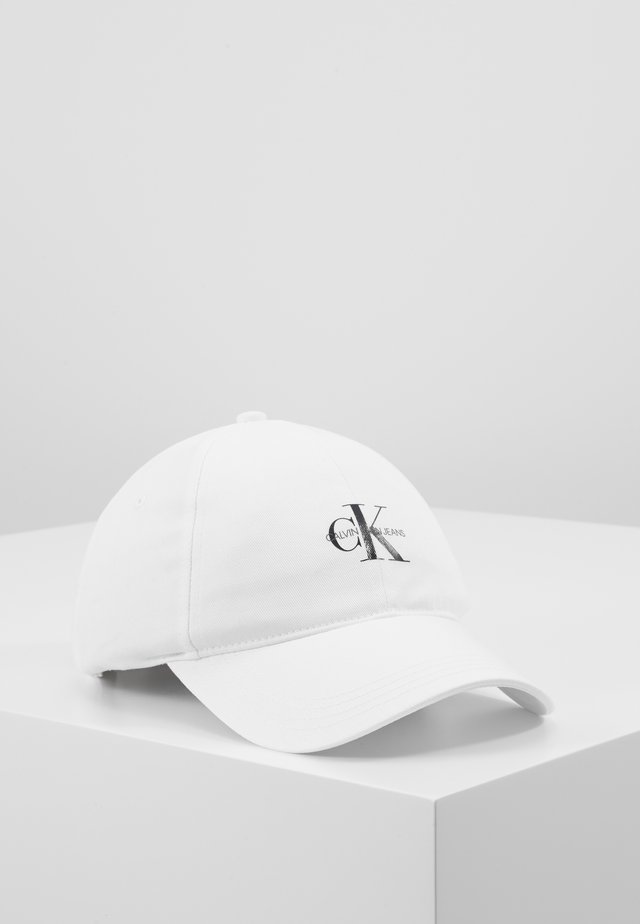 Cap - bright white