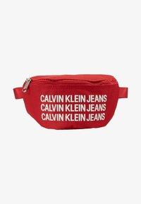 Calvin Klein Jeans - SPORT ESSENTIAL WAISTPACK - Kabelka - red - 1