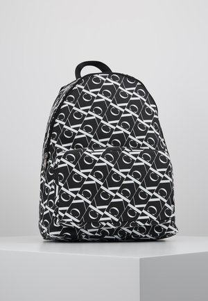 MIRRORED CAMPUS BACKPACK  - Reppu - black