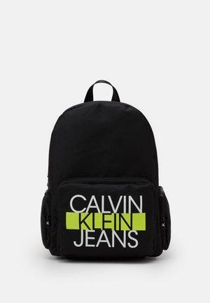 BACK TO SCHOOL BACKPACK SET - Juego de mochilas escolares - black