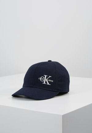 MONOGRAM BASEBALL - Cap - blue