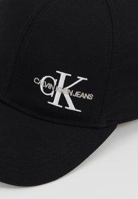 Calvin Klein Jeans - MONOGRAM BASEBALL - Cappellino - black - 2