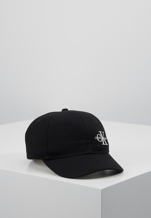 MONOGRAM BASEBALL - Caps - black