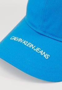 Calvin Klein Jeans - INSTITUTIONAL LOGO - Kšiltovka - blue - 2