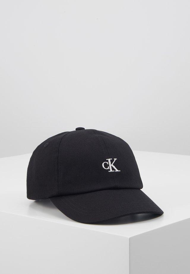 MONOGRAM BASEBALL - Keps - black