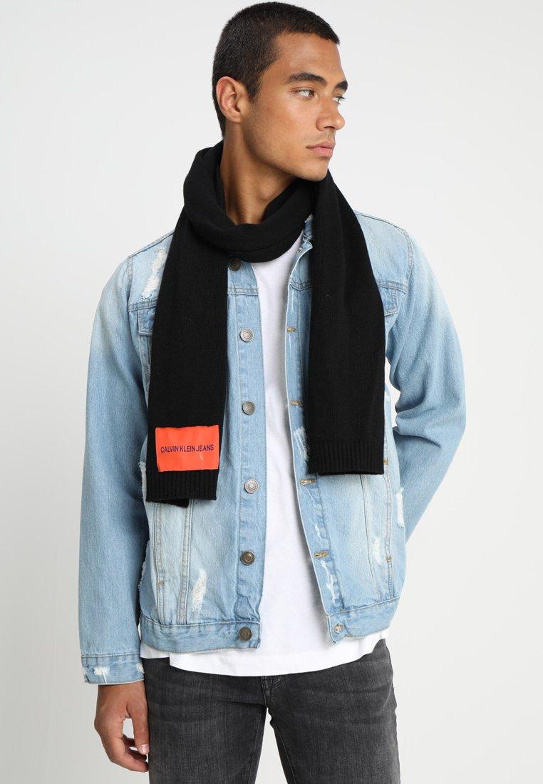 Calvin Patches Black Klein ScarfÉcharpe Jeans 43cARSjLq5