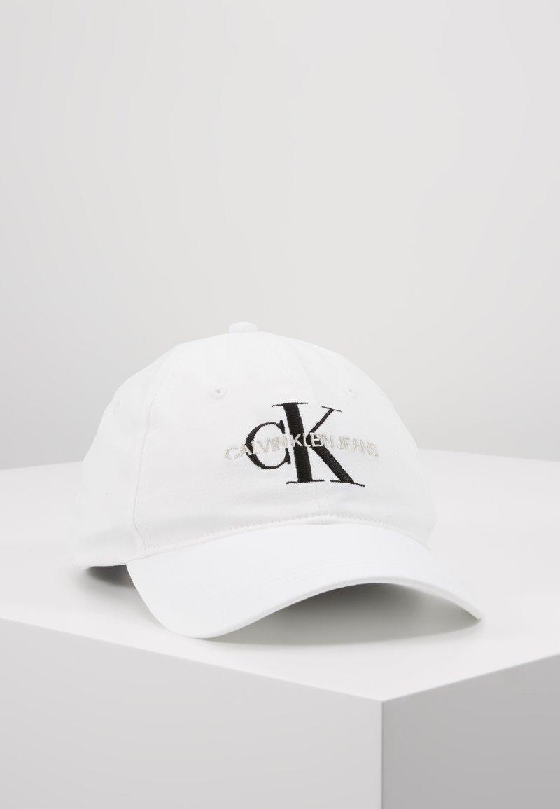 Calvin Klein Jeans - MONOGRAM - Lippalakki - white
