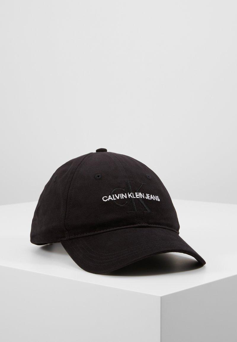 Calvin Klein Jeans - MONOGRAM - Kšiltovka - black