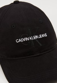 Calvin Klein Jeans - MONOGRAM - Kšiltovka - black - 6