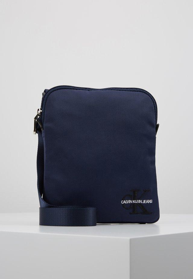 MONOGRAM MICRO  - Across body bag - blue
