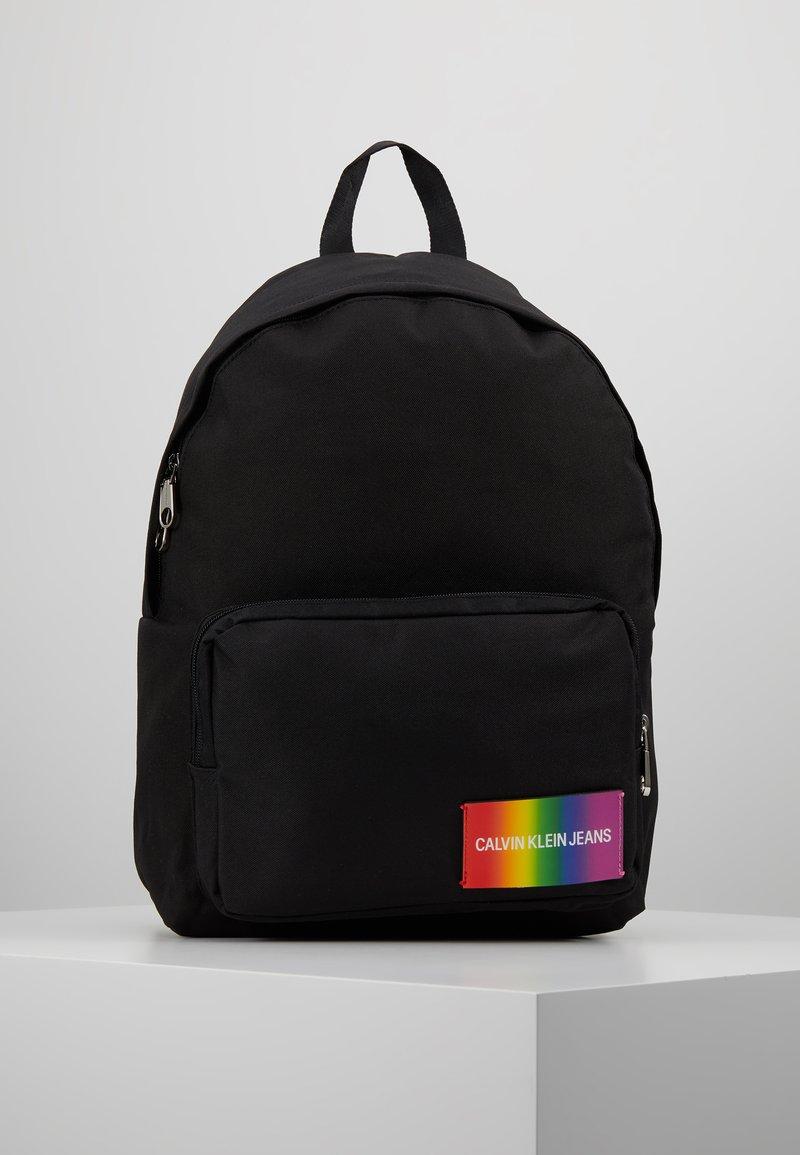 Calvin Klein Jeans - ESSENTIAL PRIDE - Rucksack - black