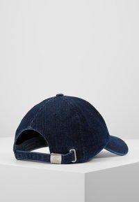 Calvin Klein Jeans - MONOGRAM  - Kšiltovka - dark blue denim - 2