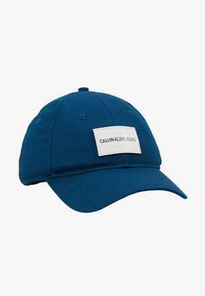 INSTITUTIONAL PATCH - Caps - blue