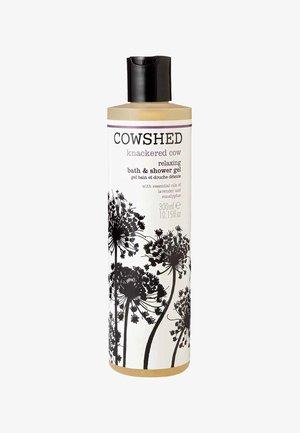 BATH & SHOWER GEL 300ML - Duschtvål - knackered cow - relaxing