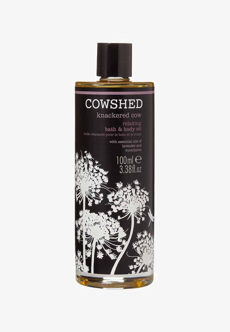 COWSHED - BATH & BODY OIL 100ML - Body oil - knackered cow - relaxing