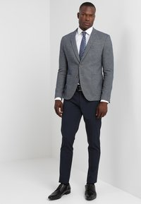 Casual Friday - Suit trousers - navy - 1