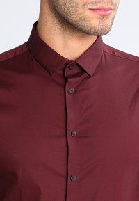 Casual Friday - Shirt - merlot red - 3