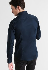 Casual Friday - SLIM FIT - Camicia - navy - 2