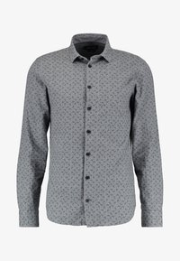 Casual Friday - Skjorter - dark grey melange - 5