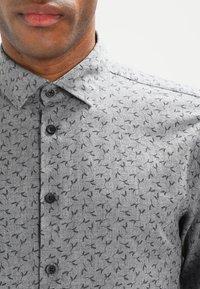 Casual Friday - Skjorter - dark grey melange - 3