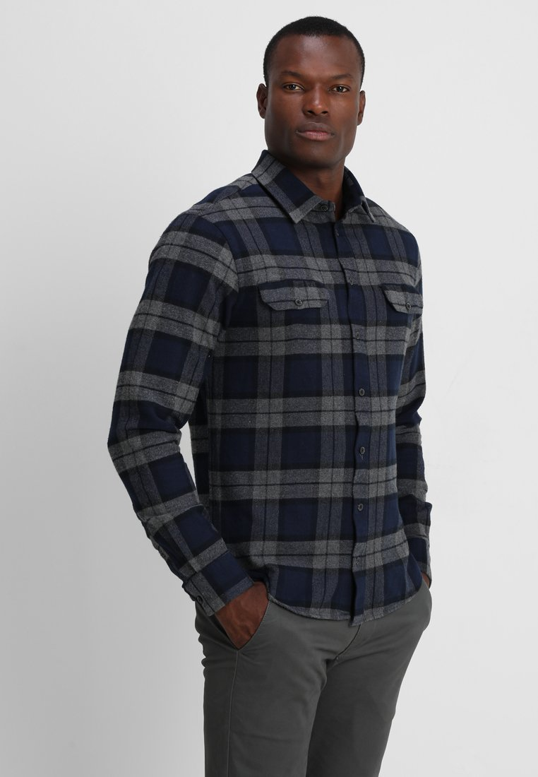 Casual Friday - Chemise - space blue