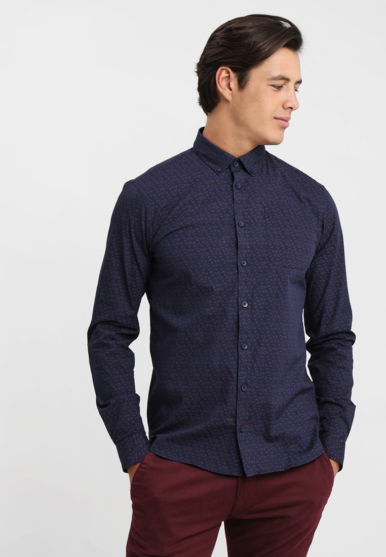 Casual Friday - SLIM FIT - Chemise - night navy