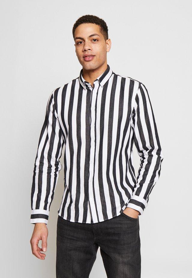 ANTON - Shirt - black