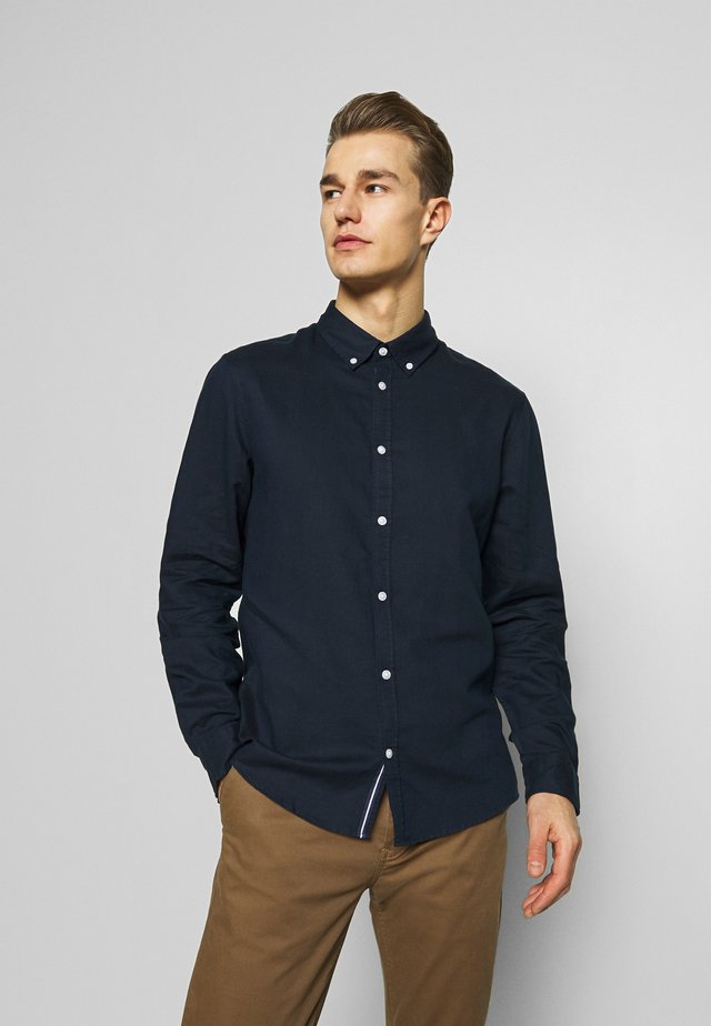 FANTON - Shirt - navy blazer