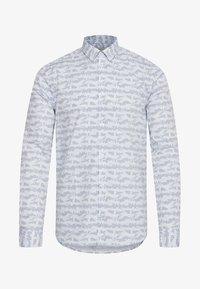 Casual Friday - ARTHUR JAQUARD - Shirt - white - 6