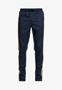 Casual Friday - PANTS - Kalhoty - navy - 4