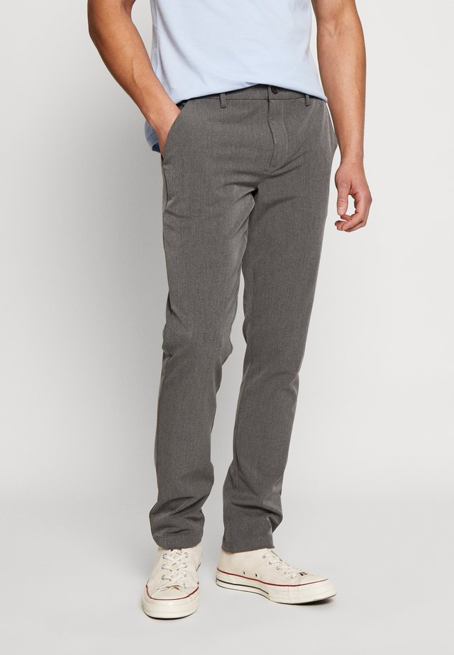 PHILIP TROUSER - Chinos - grey