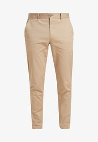 Casual Friday - PANTS PELLE - Chinot - silver mink - 4