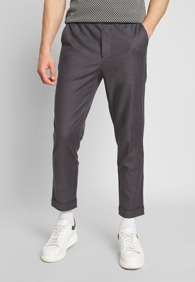 PANTS CFPILOU - Trousers - ebony