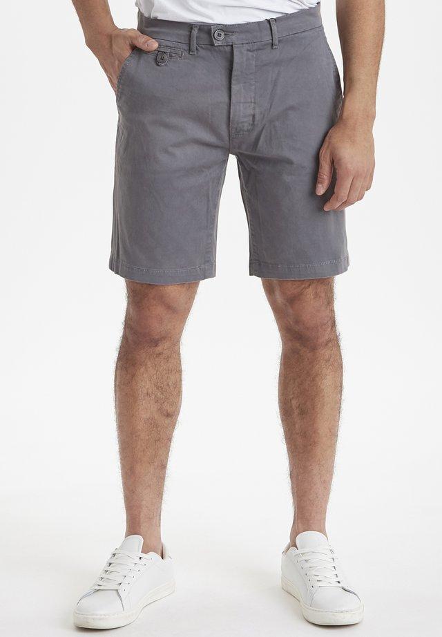 Shorts - smoked pearl grey