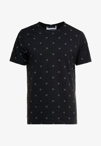 Casual Friday - T-shirt con stampa - black - 3