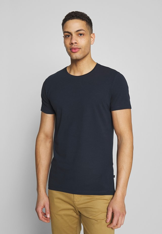 Basic T-shirt - navy night