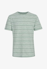 Casual Friday - CF TYSON - Print T-shirt - bottle green - 6