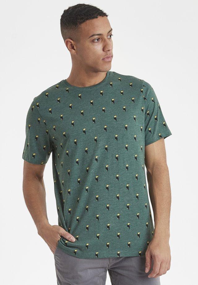 T-shirt print - bistro green