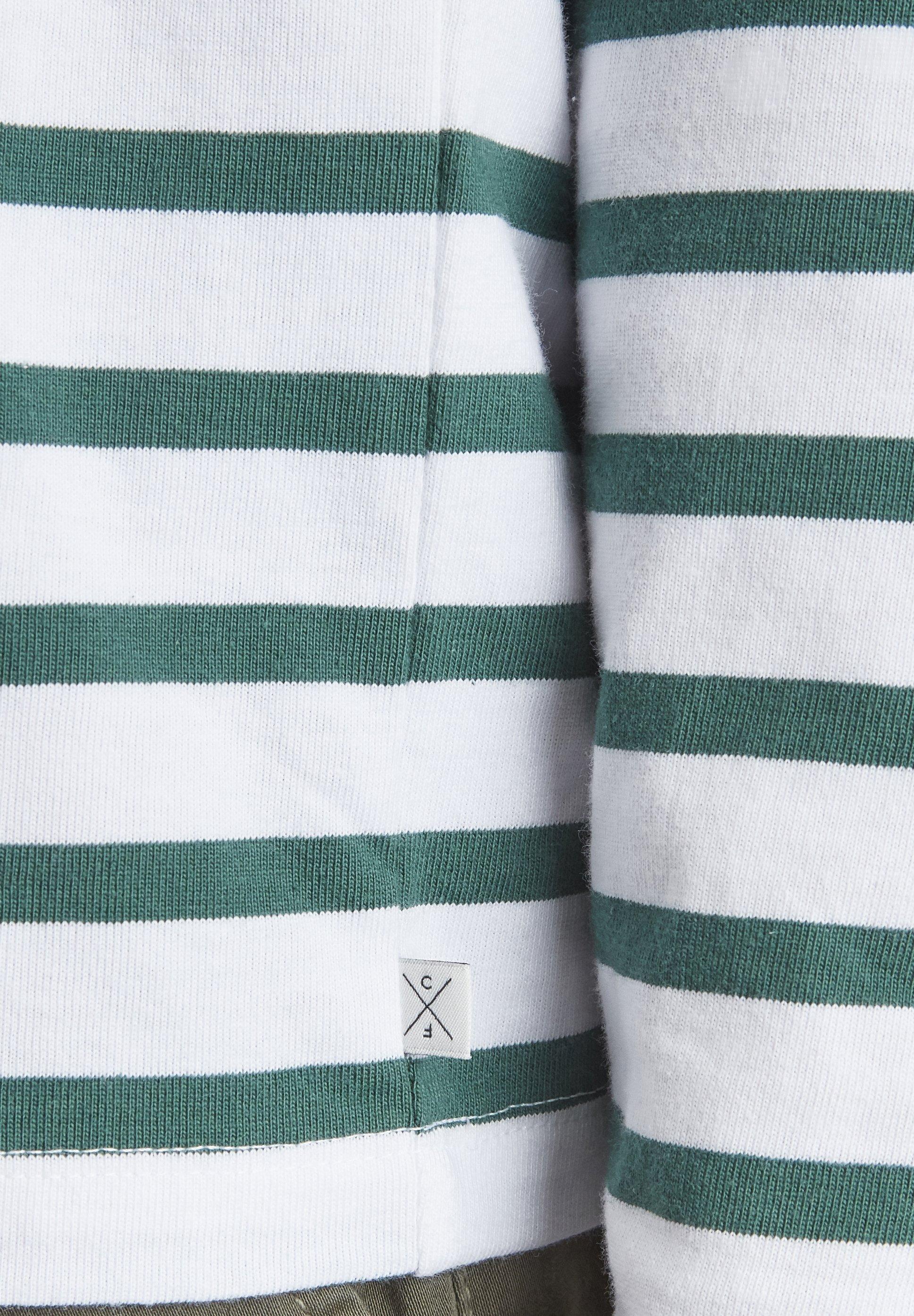 Casual Friday CFSVEND NORMANDIE - Bluzka z długim rękawem - bistro green
