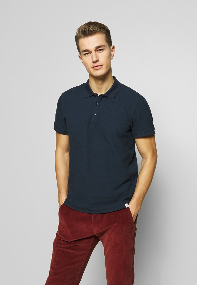 TURNER - Polo shirt - navy blazer