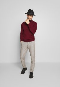 Casual Friday - Maglione - wine red - 1