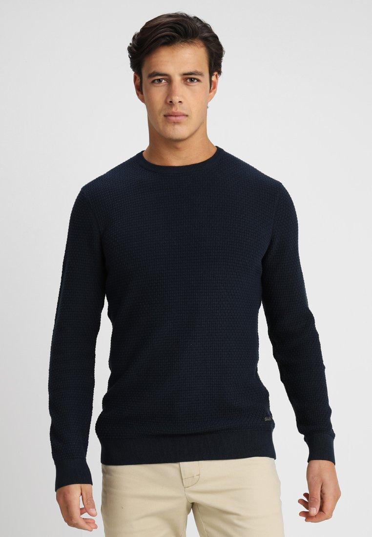 Casual Friday - Pullover - navy