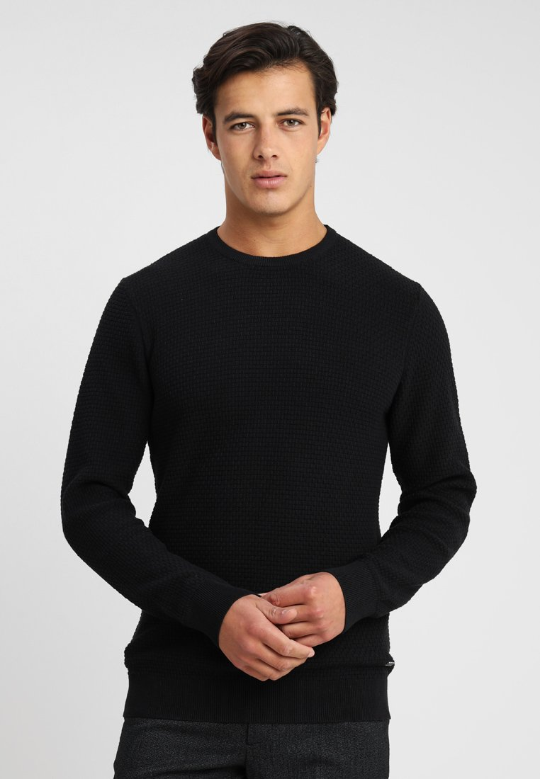 Casual Friday - Pullover - black