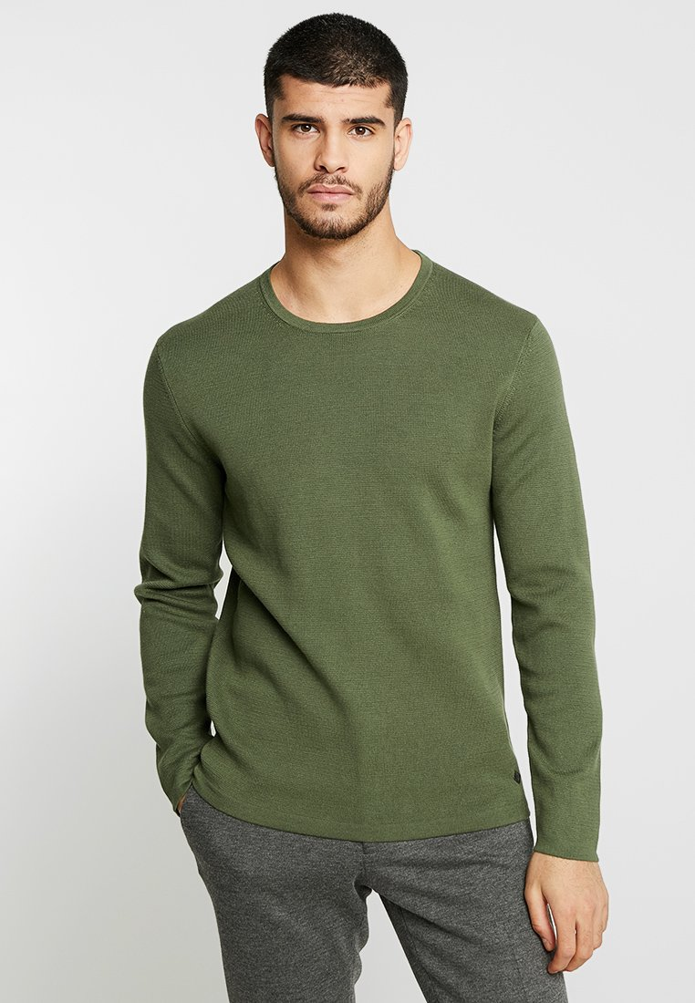 Casual Friday - Pullover - four leaf clover