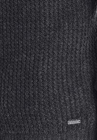 Casual Friday - Vest - dark grey melange - 5