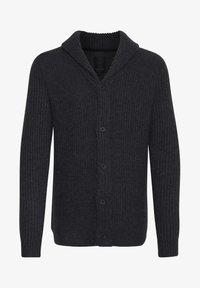 Casual Friday - Vest - dark grey melange - 6